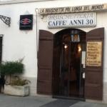 Bruschetteria Caffè Anni 30