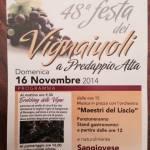 48° Festa dei Vignaiuoli