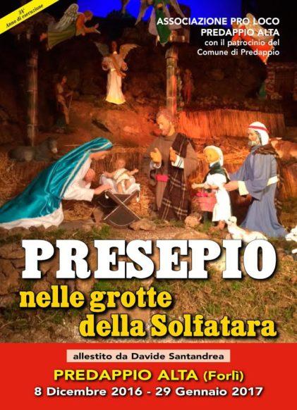 Presepe della Zolfatara 2016-2017