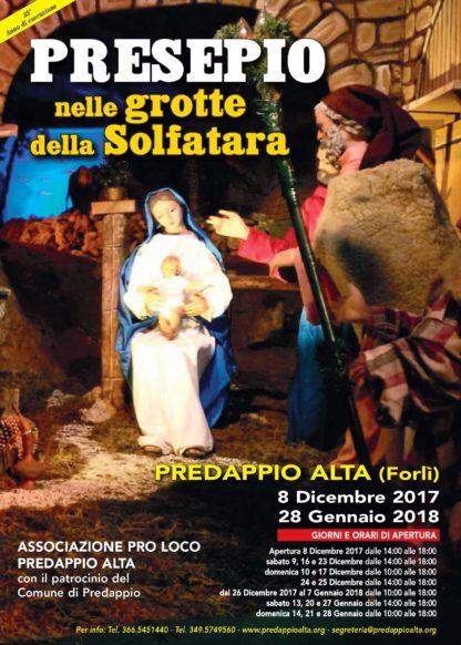 Presepe della Zolfatara 2017-2018