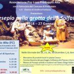 Presepe della Zolfatara 2018-2019