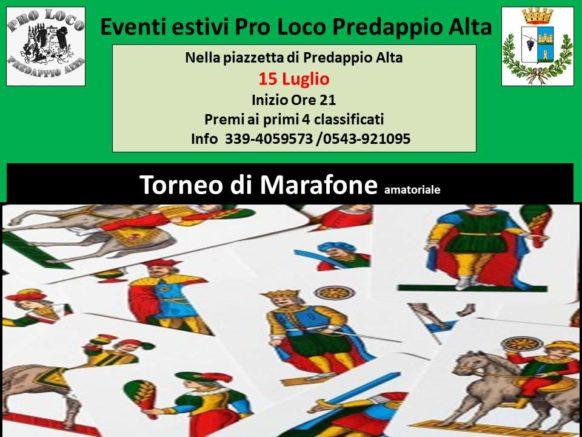 Torneo di Marafone